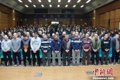"""广州刘永添等54人""""涉黑""""案一审宣判,""""村霸""""被判20年"""