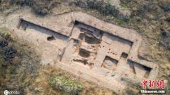陕西秦咸阳城遗址首次发现秦始皇陵石铠甲加工基地
